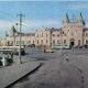<p>Конечная остановка троллейбусов 1, 2 и 9</p> <p>Т. Бакман. Фотоальбом «Саратов». Фабрика «Детская книга», М., 1967 г.</p>